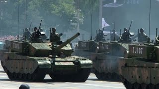 China flexes military muscle in WWII anniversary parade