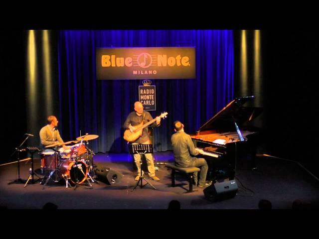 roberto tarenzi diamond trio@bluenote milano 7 febbraio 2016