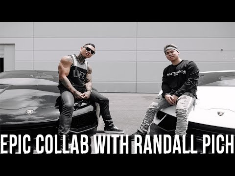 EPIC COLLAB With Randall Pich! CEO & Founder of Live Fit Apparel | Feat. Our Huracans
