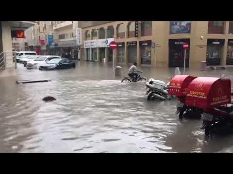 Yateem centre - manama- rain 2018