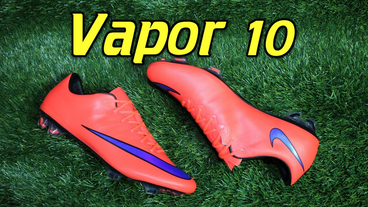 c3ac9389a Nike Mercurial Vapor 10 Bright Crimson Persian Violet (Intense Heat Pack) -  Review + On Feet - YouTube