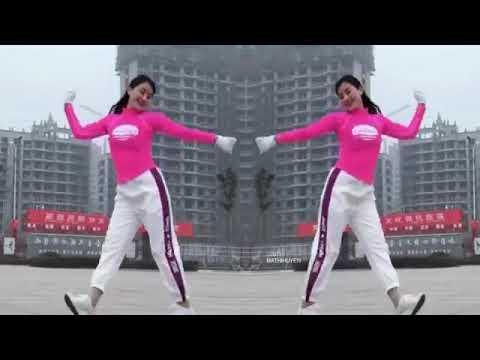 25 Hiểu Khánh xinh đẹp vũ điệu Shuffle dance DJ Huyền thoại phượng hoàng