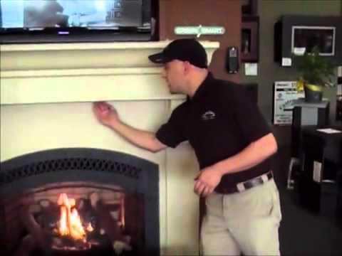 Placing A TV Above Your Fireplace Sacramento - YouTube