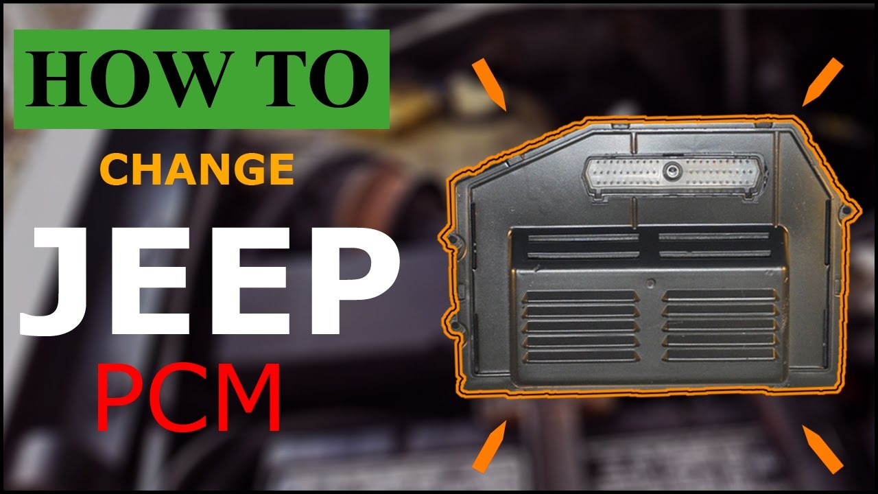 Nice How To Change The PCM On A 1995 Jeep Grand Cherokee 4.0l