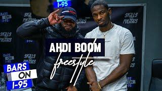 AhDi Boom Bars On I-95 Freestyle