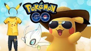 Neues Pikachu-Event (+Outfit) und Celebi-Quest bestätigt | Pokémon GO Deutsch #671