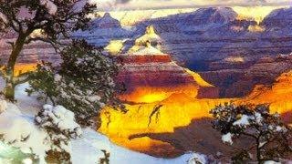 Grand Canyon Hike: South Kaibab Trail down & Bright Angel Trail up