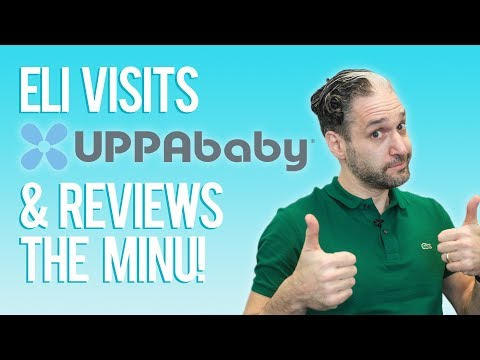 eli-visits-uppababy-&-reviews-the-uppababy-minu-stroller-2018