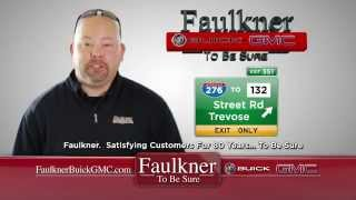 Faulkner Buick GMC Grand Re-Opening