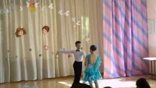 Последний звонок 4 класс гимназия 84 Которов Владимир Христенко Ксения