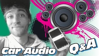 EXO's BIGGER Subwoofers EXPLAINED!!  Do Subs Need Breaking In? Rotary Subwoofers Good For Car BASS?