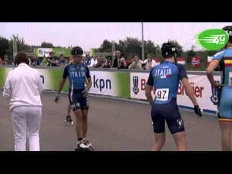 European Championship Seniors and Juniors A - TRACK Seniors men - 1000 m Sprint tournament