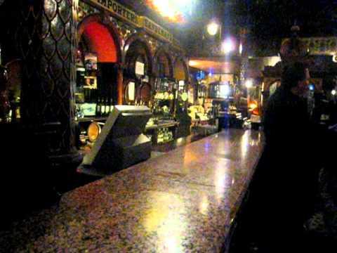 Crown Bar - Belfast, Northern Ireland