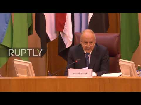 Egypt: Arab FM's support Jerusalem as future Palestinian capital
