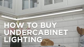How to Buy Under Cabinet Lighting - Buying Guide - Lamps Plus