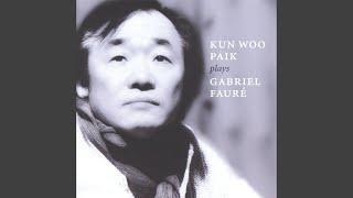 Fauré: Trois Romances sans paroles, Op.17 - 3. Andante moderato