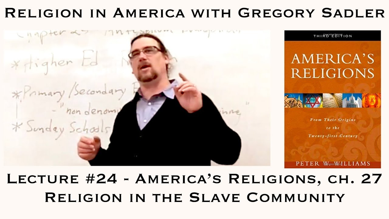 Religion in America #24: