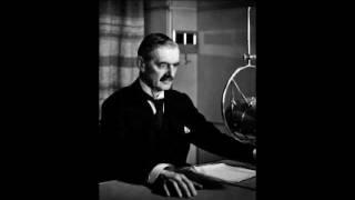 Chamberlain rings Hitler (rare audio)