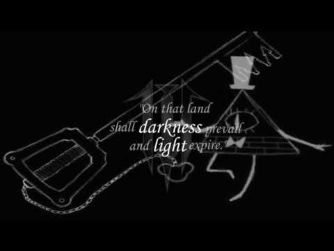 Kingdom Hearts 3 - Bill Cipher Keyblade War Trailer -Fanmade-