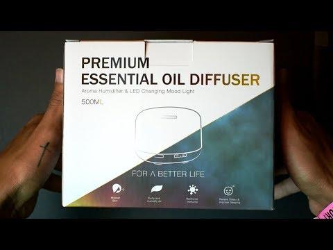 asakuki-essential-oil-diffuser-unboxing!