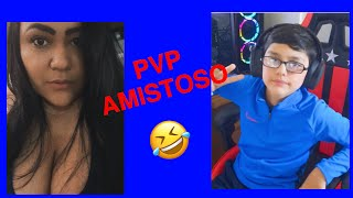 RG4 MEJOR VS YO🤣 PEVEPE AMISTOSO *FREE FIRE*
