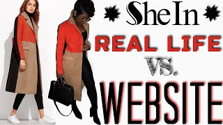 SHEIN Try-On Haul 2018 | Real Life vs. Website | iDESIGN8