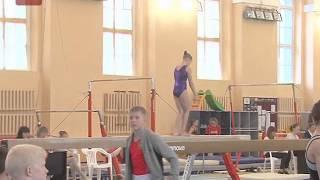 В Великом Новгороде завершилось первенство СЗФО по спортивной гимнастике среди юниоров