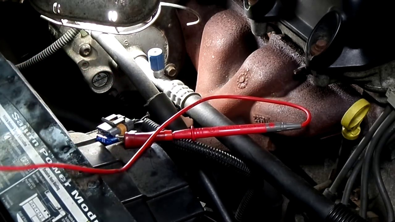 2001 Chevy Silverado Belt Replacement Electrical Problem 2001