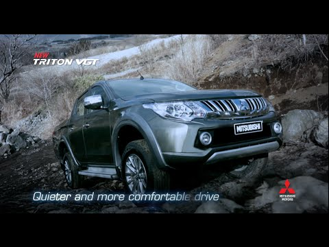The New MIVEC Turbo Diesel Engine | Mitsubishi Motors Malaysia