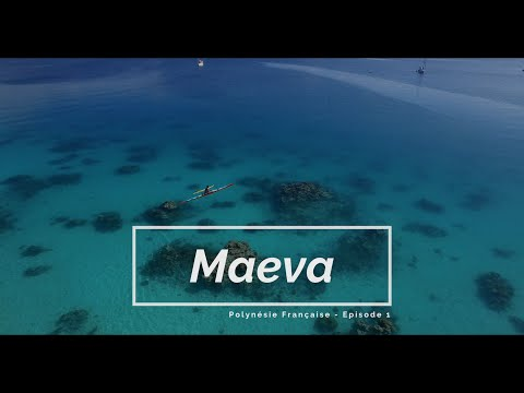 Polynesia from the Sky - A 4K drone video