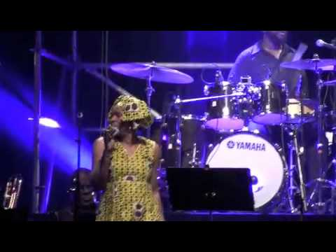 Questlove's Afro-Picks  featuring Mamani Keita and David Murray