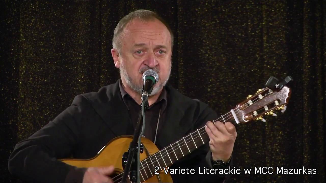 2 Variete Literackie -Marek Majewski,,KatarzynaJamróz,A.I.Bartkowscy, cz1