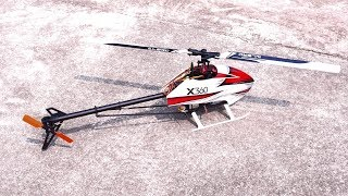 How to Make a RC Helicopter at Home - ALZRC X360