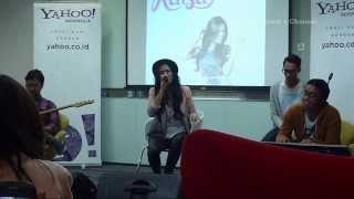 Raisa - Medley Brian McKnight (Live at Yahoo! Indonesia)