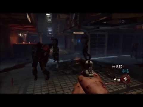 [ASTUCE] Mob of the Dead : Terminer la manche 1 avec 7,000 point (Black Ops 2 Zombie)