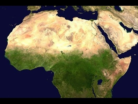 All Countries of Western Africa