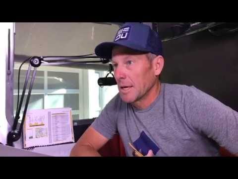 Stages Podcast with Lance Armstrong - Tour de France Stage 8 Recap - Facebook Live