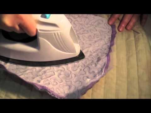 Textile Art with Textile Artist Jan Tillett - Sewing Project