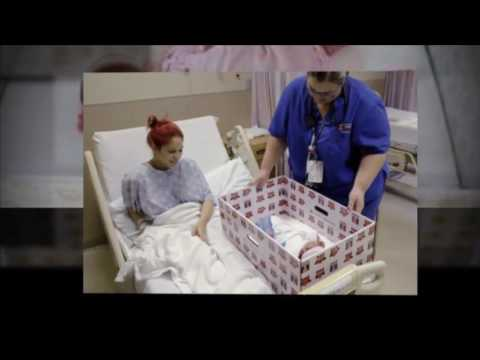 New Jersey Will Be the First State to Give Free Baby Boxes to New Parents