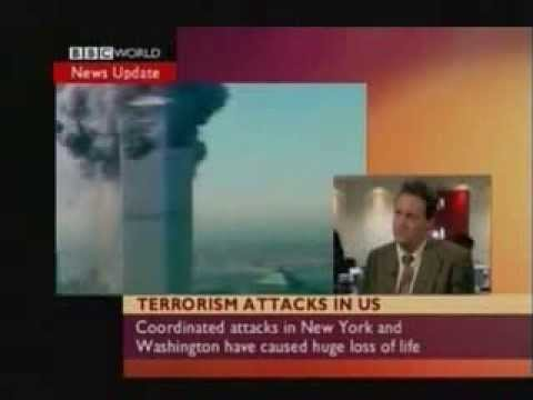 WTC7 Collapse 23 Minute Warning!! Part 1 of 3