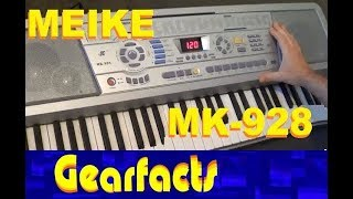 Meike MK-928 Keyboard: Detache…