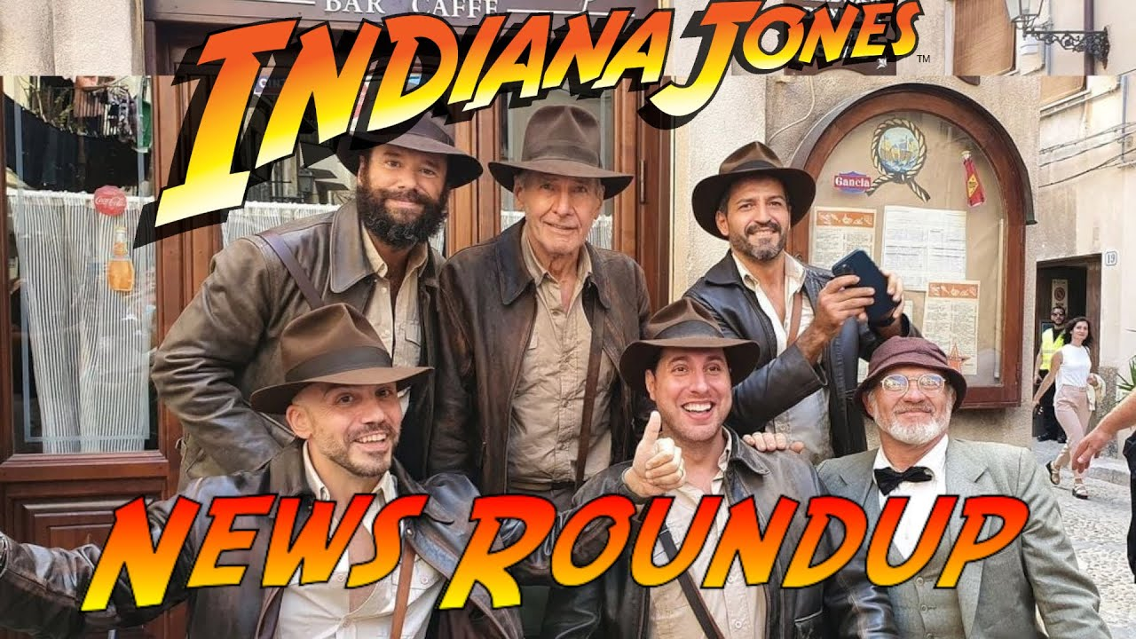 Download Indiana Jones new roundup 10.11 SPOILERS incredible pictures and details from Indy 5 Cefalu shoot