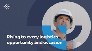 Rising to every logistics opportunity and occasion   Abu Dhabi Ports