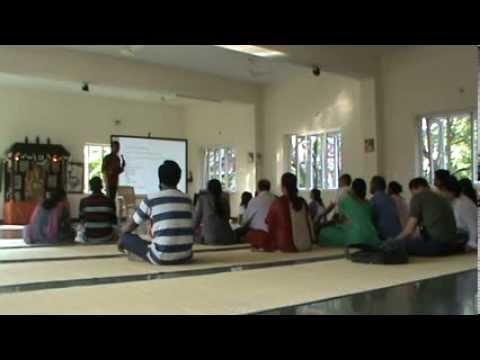 Food For Health - Talk by Dr R Saravanan in Sivananda Yoga Centre Chennai - Part 1