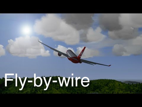 About Fly-By-Wire in FlightGear and in Real Life