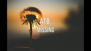 ATB - Miss you