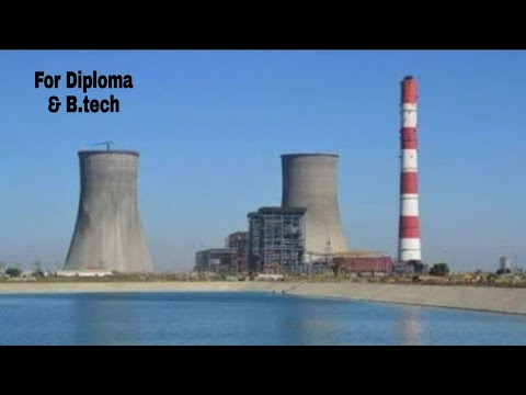 Thermal power plant [ Hindi] full lecture