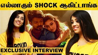 Exclusive Interview with Miss Chennai Bobbini Aysa | Vijay | Nayantara