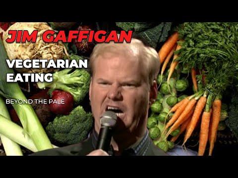"""Vegetarian Eating"" - Jim Gaffigan Stand up (Beyond the Pale)"
