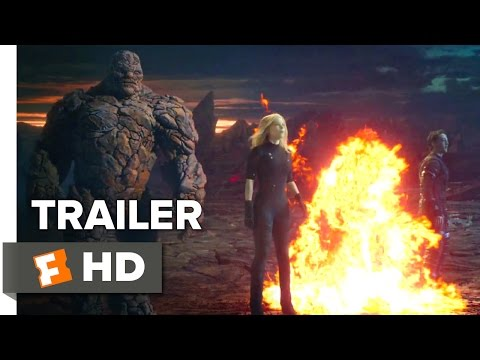 Fantastic Four Official Trailer #2 (2015) - Miles Teller, Michael B. Jordan Superhero Movie HD